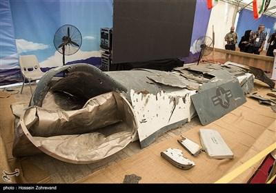 لاشه پهپاد MQ-4C
