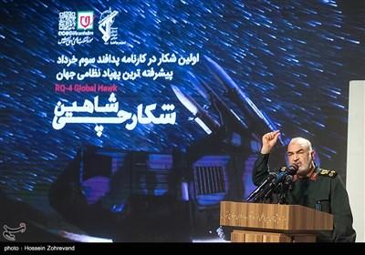 سخنرانی سردار سرلشکر حسین سلامی فرمانده کل سپاه پاسداران