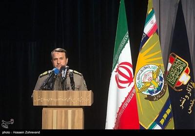 سردار بهمن کارگر رئیس بنیاد حفظ آثار و نشر ارزشهای دفاع مقدس