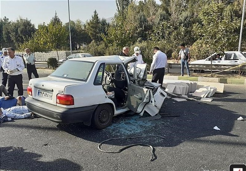 استان فارس در صدر تلفات جادهای ایستاد؛ هر شبانهروز 3 کشته و 37 مجروح