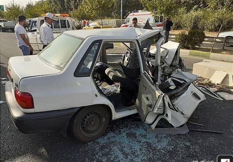 30 درصد تصادفات نیمه نخست سال جاری در استان مازندران مربوط به پراید است