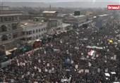 عشرات الآلاف یحیون ذکرى العید الخامس لثورة الـ 21 سبتمبر فی صنعاء