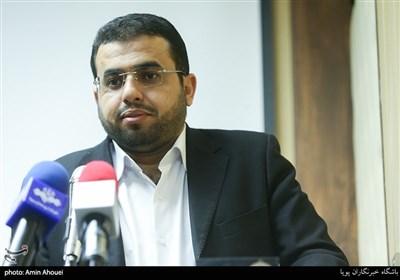 سخنرانی عدنان قفله نماینده انصارالله یمن در بزرگداشت انقلاب ۲۱ سپتامبر یمن