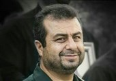 خوزستان  برگزاری سالگرد شهید «فرجیزنگنه» در باغملک + تصاویر