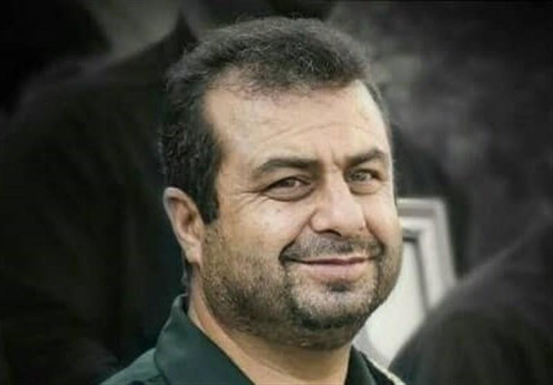 خوزستان| برگزاری سالگرد شهید «فرجیزنگنه» در باغملک + تصاویر