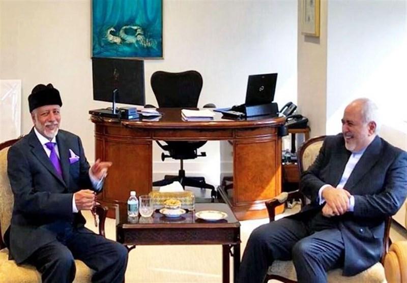 Iranian, Omani Top Diplomats Meet in New York