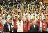 ایران تحصد ذهبیة کرة الطائرة بعد فوزها على استرالیا