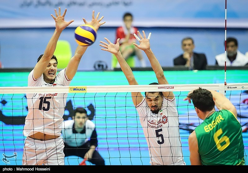 Iranian Volleyball Teams Learn Rivals at Olympics Asian Qualification