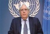 """المبعوث الأممی یرحب بمبادرة """"أنصار الله"""" للسلام"""