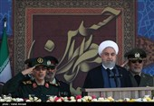 Iran Holds Countrywide Military Parades to Mark Sacred Defense Week