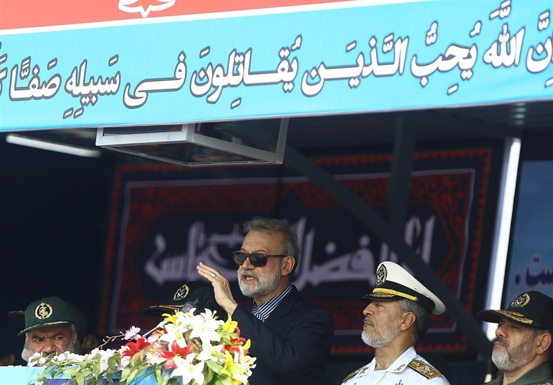 Iran Not to Let Outsiders Create Insecurity in Persian Gulf: Larijani
