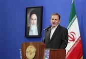 جهانگیری: مردم ایران از دوران سخت عبور کردند/ اقتصاد بهسمت رونق میرود