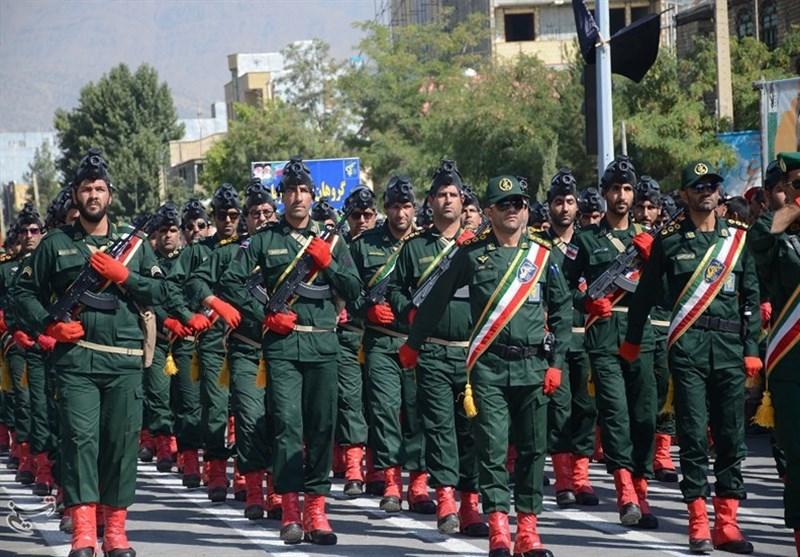 مراسم باشکوه رژه نیروهای مسلح در استان آذربایجان شرقی برگزار شد