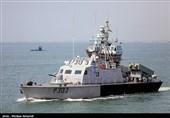 حاشیه رژه بندرعباس| «تندر»های نیروی دریایی سپاه به موشک 300 کیلومتری مجهز شدند+عکس