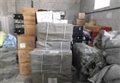 کشف کالای قاچاق در غرب استان تهران 8 درصد رشد داشته است