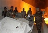 کشف تونل داعش در استان نینوا