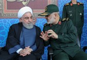 President Admires IRGC for Satellite Launch