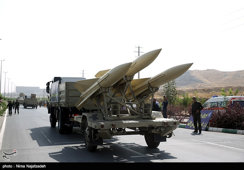 Iran's Defense Ministry Vows Support for Palestinian Resistance