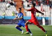 لیگ برتر فوتبال| تساوی یک نیمهای سرخابیها/ بیرانوند پنالتی استقلالیها را مهار کرد