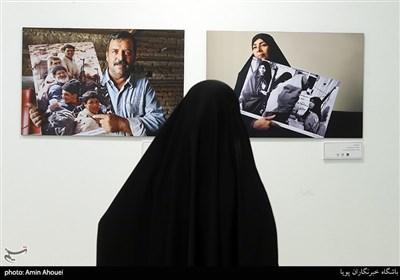 نمایشگاه عکس «بعد از آن روز» منتخبی از آثار عکاسی سعید صادقی عکاس جنگ