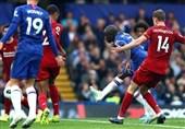 لیگ برتر انگلیس|لیورپول در خانه چلسی ششمین پیروزی متوالی را جشن گرفت