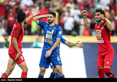 Iran Pro League: Esteghlal 0-1 Persepolis