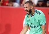لالیگا|رئال مادرید با گلزنی بنزما به رده دوم جدول صعود کرد