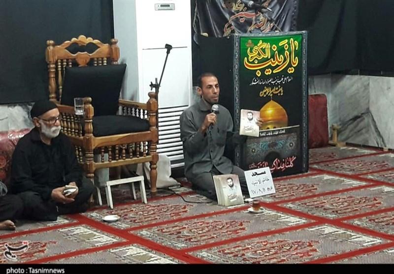 روایتی از آتش به اختیار فرهنگی در حوزه شهدا؛ کار تمیز یک جوان در معرفی شهیدان + تصاویر