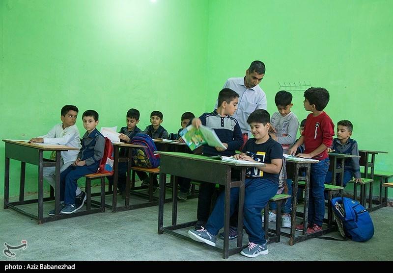 """گزارش/ """"کلاسهای بدون معلم"""" از تهران تا اهواز!"""