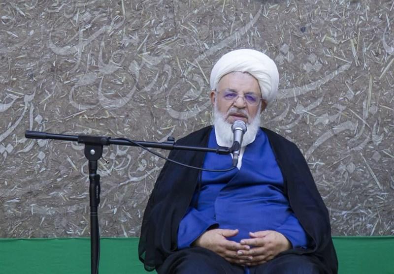 درخواست امام جمعه یزد از مردم؛ تا جایی که امکان دارد از خانه خارج نشوید + فیلم