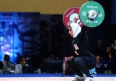 Five Weightlifters to Represent Iran at Qatar Cup
