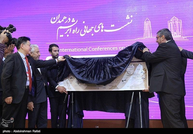 همایش جاده ابریشم در ایران؛ از غیاب وزیر میراث فرهنگی در مراسم افتتاحیه تا اطلاعرسانی در سطح استانی