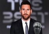 مسی: جوایز فردی در مقایسه با افتخارات تیمی برایم اهمیتی ندارند/ واکنش پسرهایم را ندیدم!