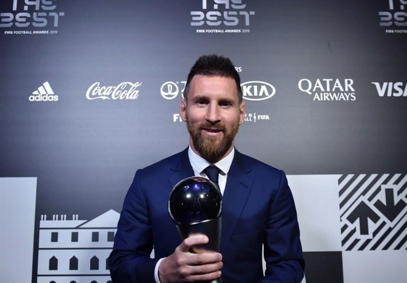 مسی مرد سال فوتبال جهان شد/ کلوپ مربی برتر، آلیسون بهترین دروازهبان/ رونالدو و گواردیولا نیامدند + عکس
