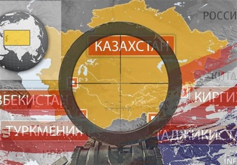 وارد کردن اسلحه توسط آمریکاییها به آسیای مرکزی