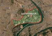 سقوط صاروخی کاتیوشا فی المنطقة الخضراء وسط بغداد