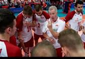 شروع عجیب و غافلگیرکننده تمرینهای تیم ملی والیبال لهستان