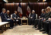 Rouhani, Macron Discuss JCPOA, Iran's New Regional Peace Plan