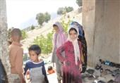 کهگیلویه و بویراحمد  روستانشینانی که غم آب و جاده دارند+عکس