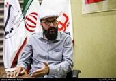 امیرخانی در گفتگو با تسنیم تشریح کرد: مجید صالحی چگونه نقش یک پلیس جدی را اجرا کرد+ فیلم
