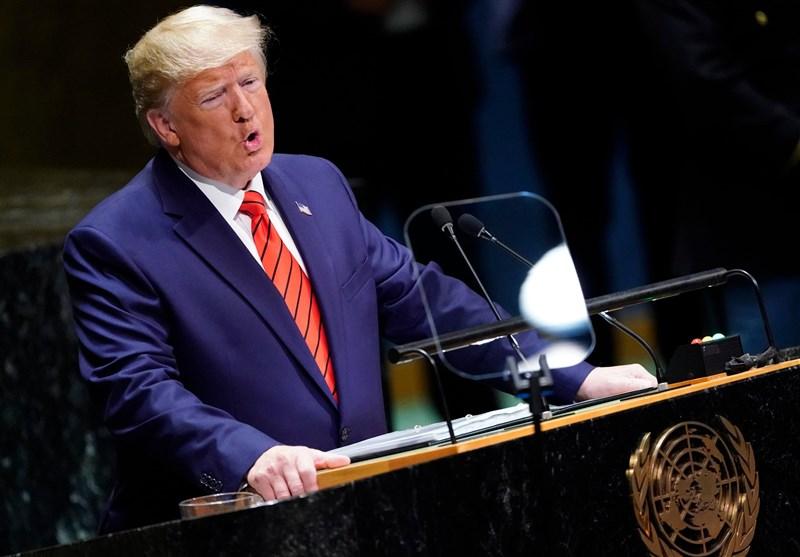ترامپ: هر کاری که بتوانم برای منزوی کردن دولت ونزوئلا انجام میدهم