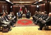 تاکید روحانی بر گسترش روابط تهران - توکیو و اجرای سریعتر توافقات دو کشور