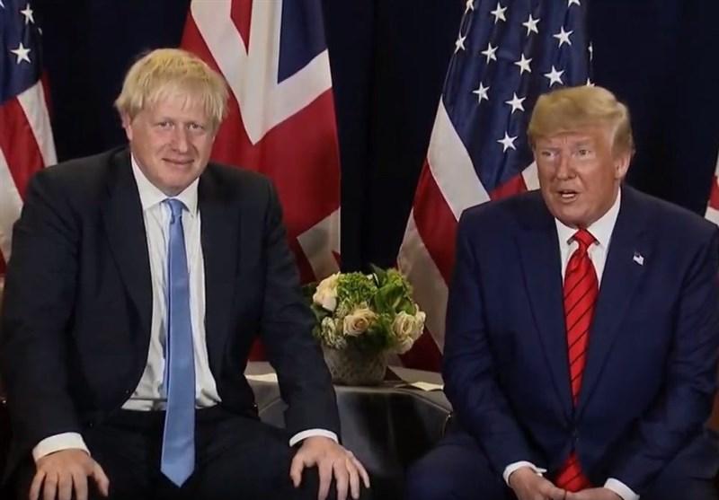 US President Trump Says Boris Johnson 'Very Capable'