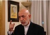 کرزی: انتخابات روند صلح را تهدید میکند/ در جنگ اهداف و منافع خارجیها قرار داریم