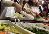 آمریکا تهی از درون|واگذاری سرپرستی دانشآموزان به علت بدهی وعده غذایی