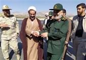 فرمانده کل سپاه از آزادراه چرمشهر ـ آبیک بازدید کرد + تصاویر