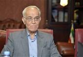 یک دقیقه سکوت به احترام مرحوم کاشانى در دیدار ایران - کامبوج