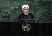 دشمن کی پابندیوں میں رہتے ہوئے مذاکرات نہیں کریں گے، صدر حسن روحانی