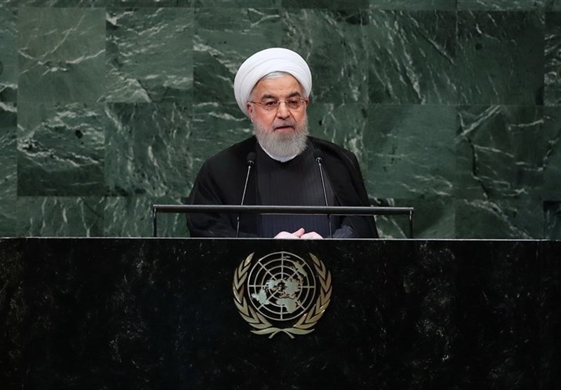 President Rouhani: Iran Not to Negotiate under Sanctions