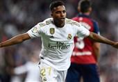 لالیگا|رئال مادرید با اولین گل بازیکنان تازهواردش صدرنشین شد